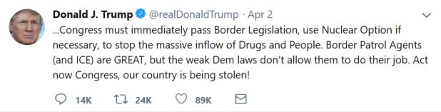 Trump Tweet Border 7