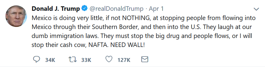 Trump Tweet Border 9