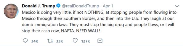 Trump Tweet Border 9